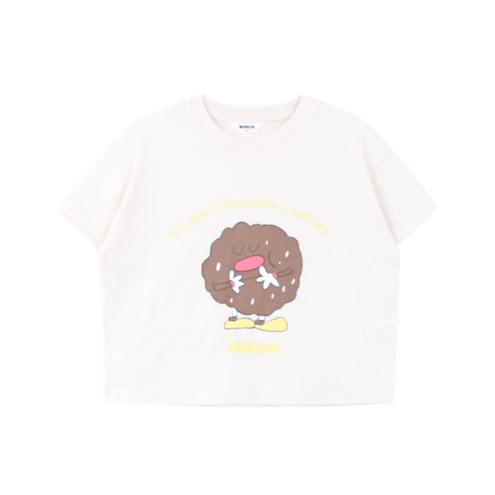 Cookie t - shirt (2차 입고, 당일발송)