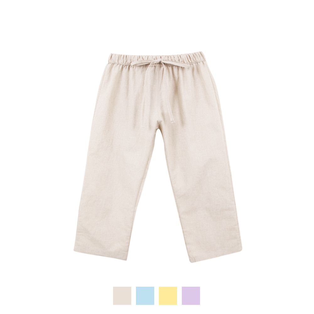 19 Summer string pants (4차입고, 당일발송)