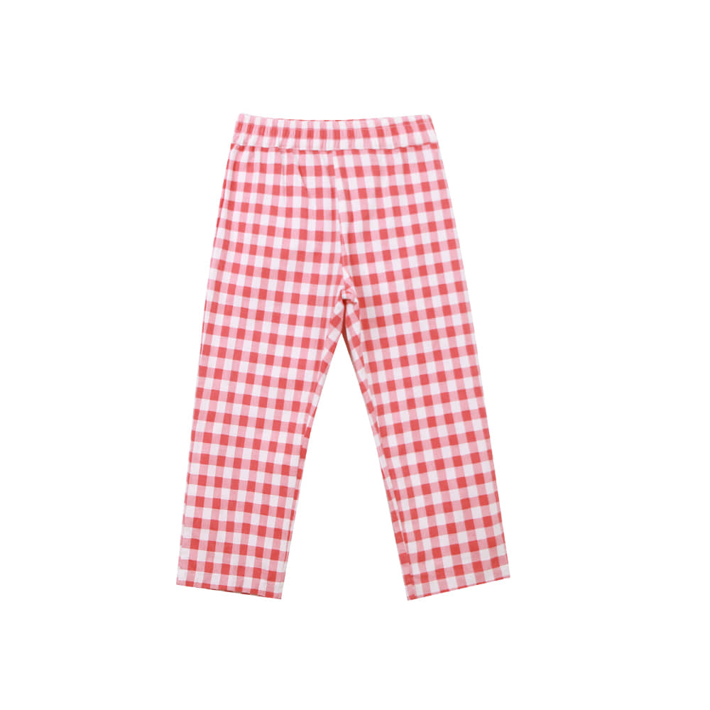 Red check pants (2차 입고, 부분 당일발송)
