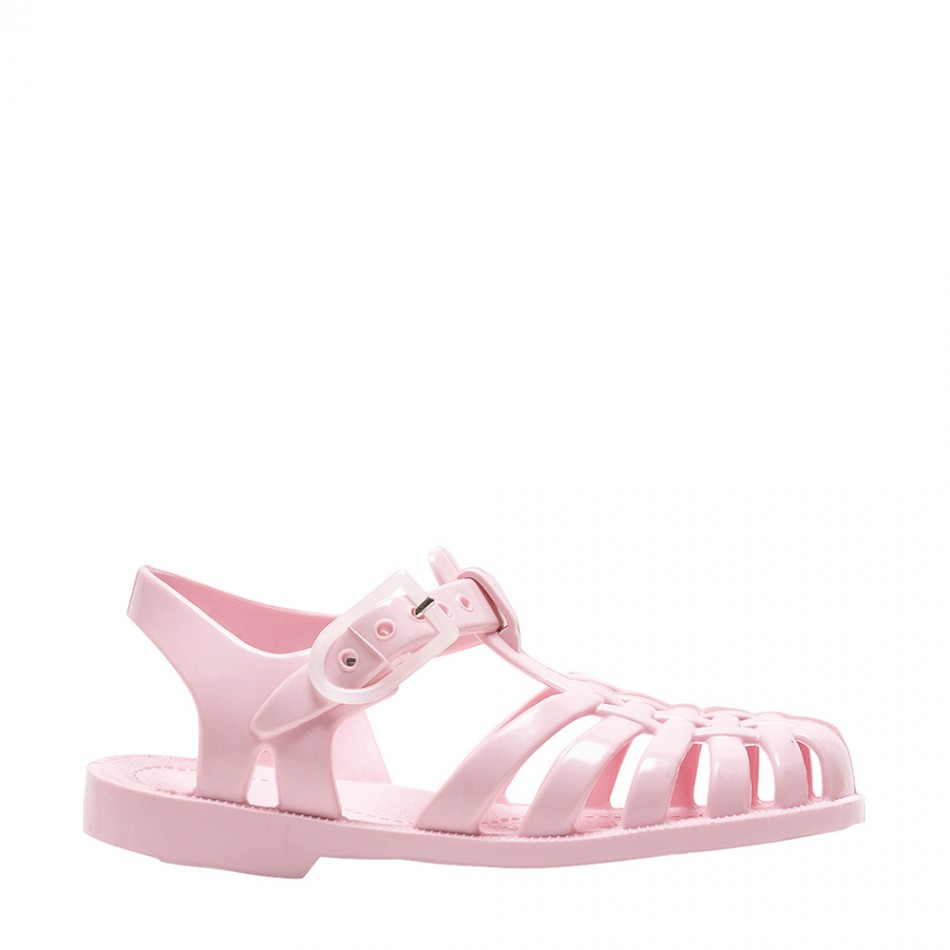 Méduse sandals - Sun - rose pastel