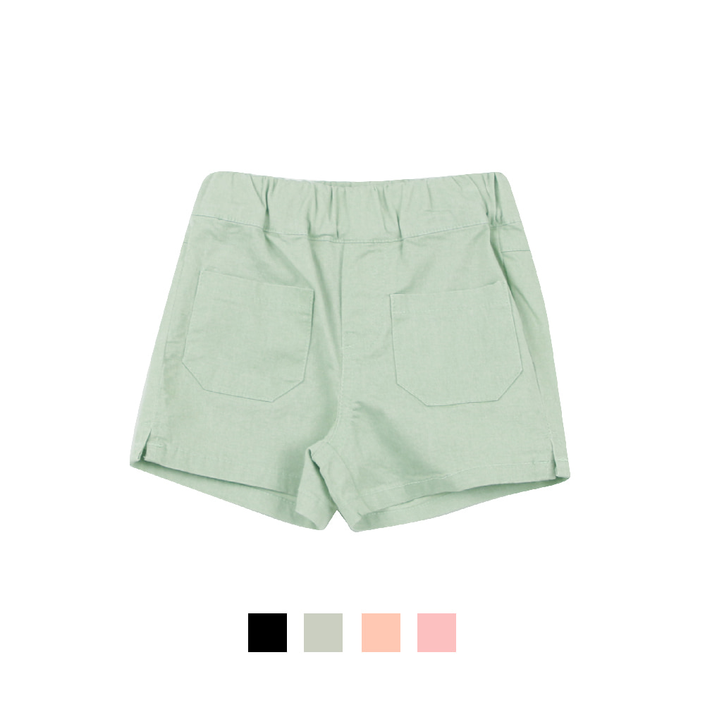 20 S/S Slit Short Pants (4차 프리오더)