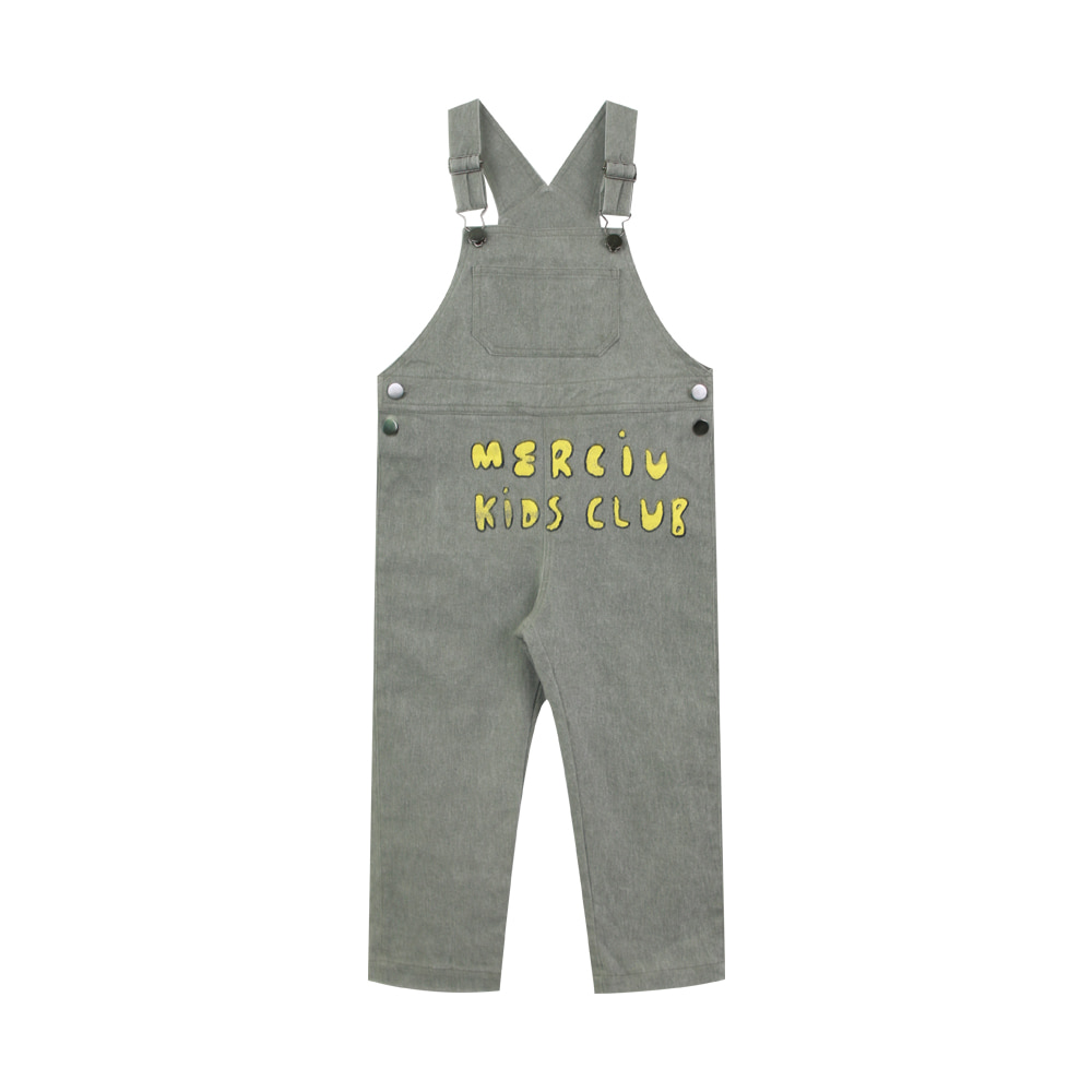 Merciu kids club overalls (2차 입고, 당일발송)
