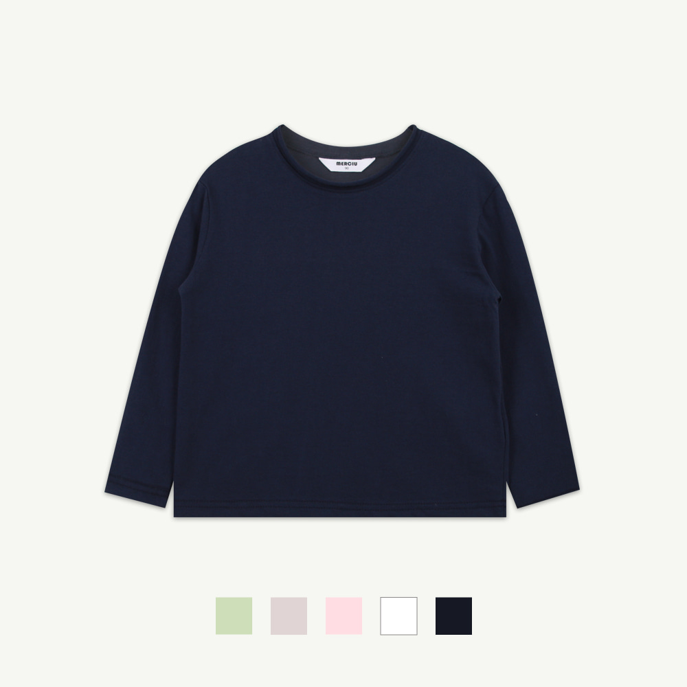 21 S/S Basic Cutting T-shirt (5차 입고, 당일 발송)