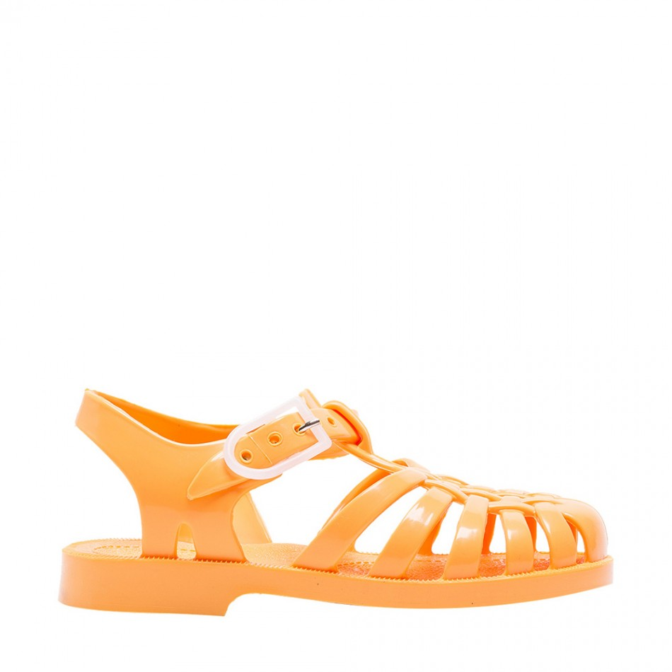 Méduse sandals - Sun - melon