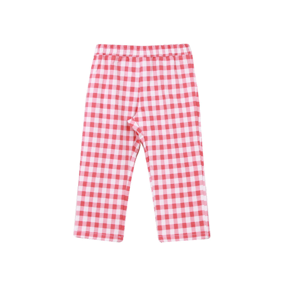 Red check pants (4차 입고, 당일발송)