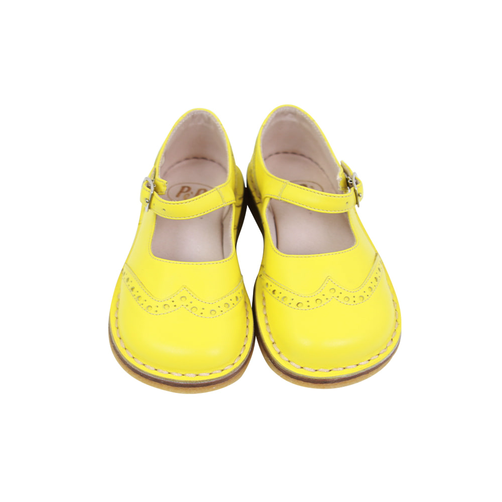 Pepe shoes - softy lime (당일발송)