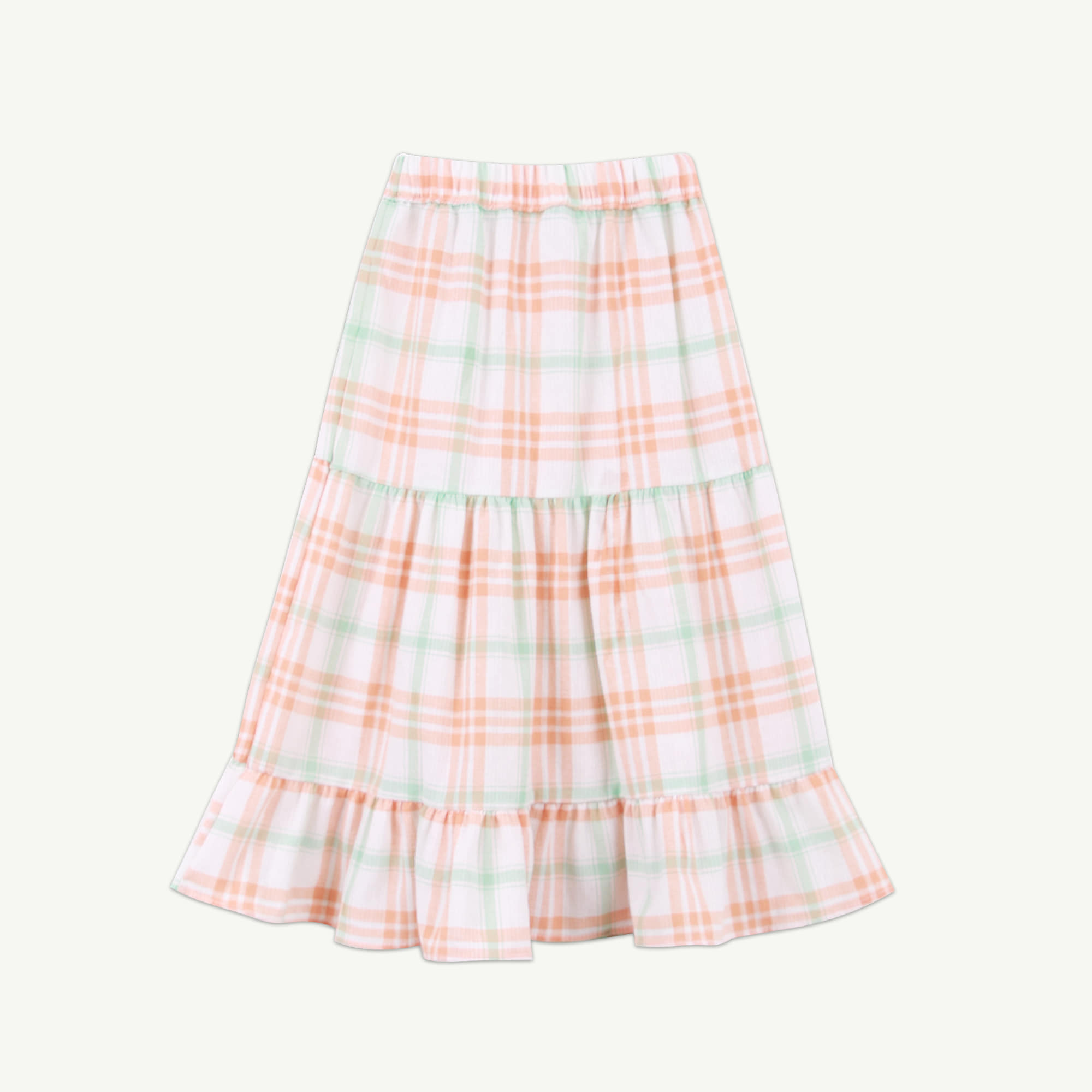 21 S/S Check skirt (당일발송)